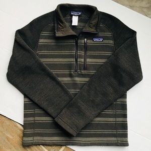 Patagonia Better Sweater Half Zip Sweater Sz M / L